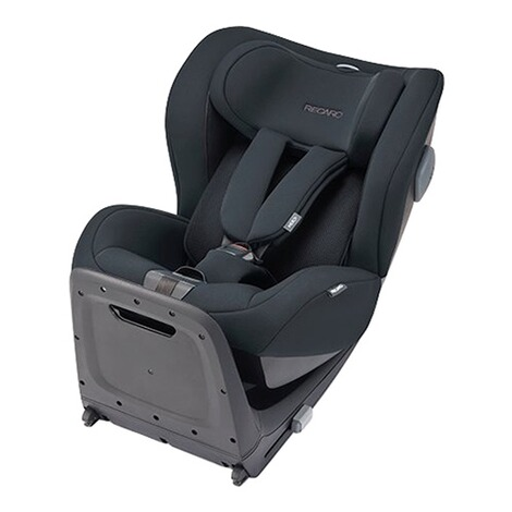 RECAROKio i-Size Kindersitz  night black 2