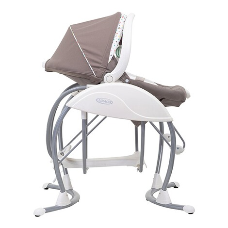 GracoBabywippe Glider Elite  Chevron 2