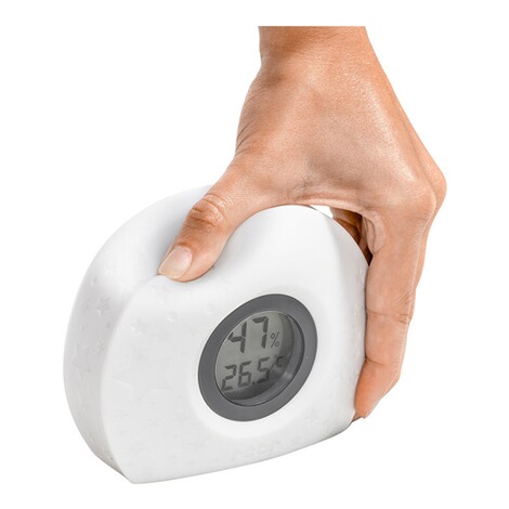 reer2in1 Digitales Hygro- und Thermometer 6