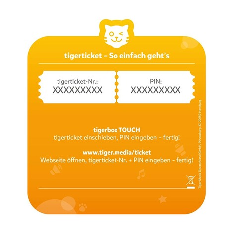 tigerboxtigerticket - 6 Monate 2