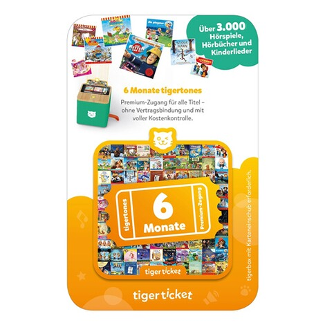 tigerboxtigerticket - 6 Monate 3