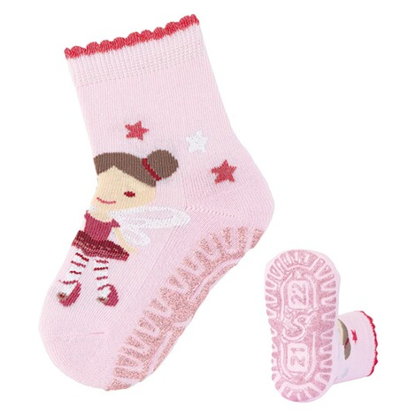 SterntalerABS-Socken Glitzer Flitzer AIR Fee 1
