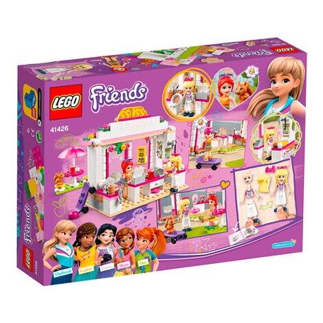LEGO®FRIENDS41426 Heartlake City Waffelhaus 4