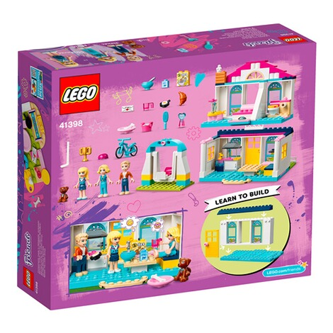 LEGO®FRIENDS41398 Stephanies Familienhaus 4