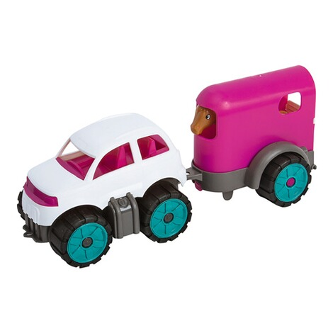 BIGPower-Worker Mini Ponytransporter-Set 4