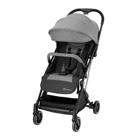 KinderkraftIndy Buggy mit Liegefunktion  gray 1
