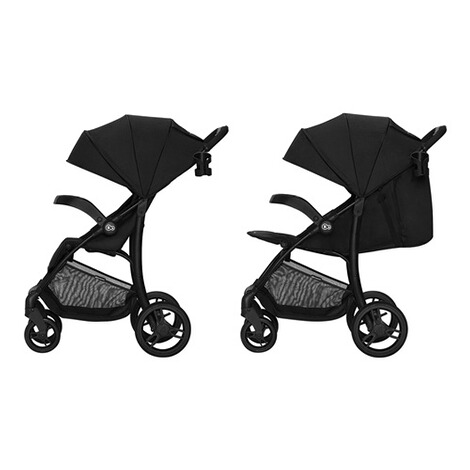 KinderkraftCruiser Sportwagen  black 4