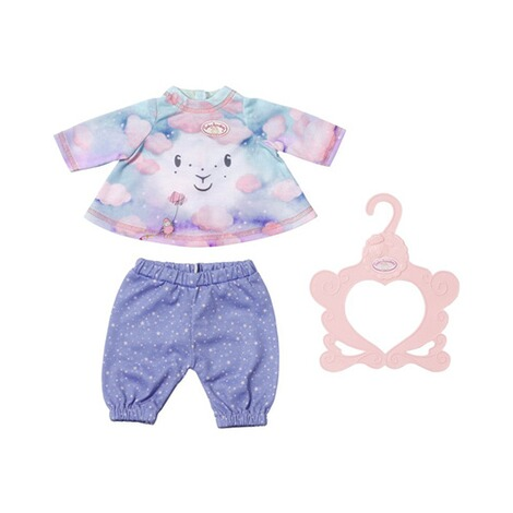 Zapf CreationBABY ANNABELLPuppen Outfit Nachthemd Sweet Dreams 43cm 1
