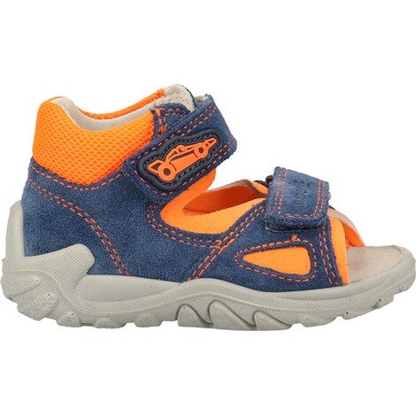 superfitSandalen  Blau/Orange 1
