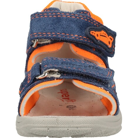 superfitSandalen  Blau/Orange 4