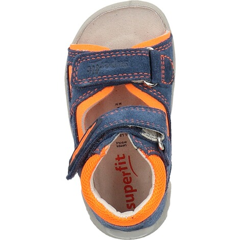 superfitSandalen  Blau/Orange 6
