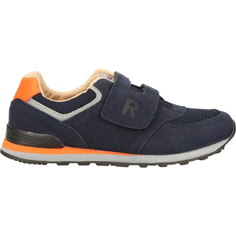 Richter KinderschuheSneaker  Blau/Orange 1