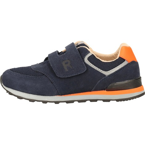 Richter KinderschuheSneaker  Blau/Orange 2