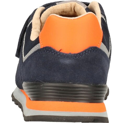 Richter KinderschuheSneaker  Blau/Orange 5