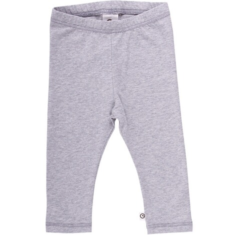 MüsliLeggings  Pale greymarl 1