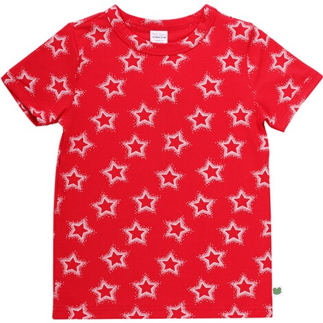 Fred`s WorldT-Shirt  Traffic red 1