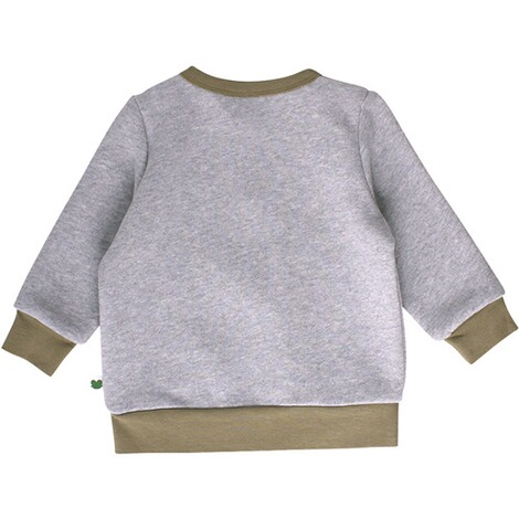 Fred`s WorldSweatshirt  Grey melange 2