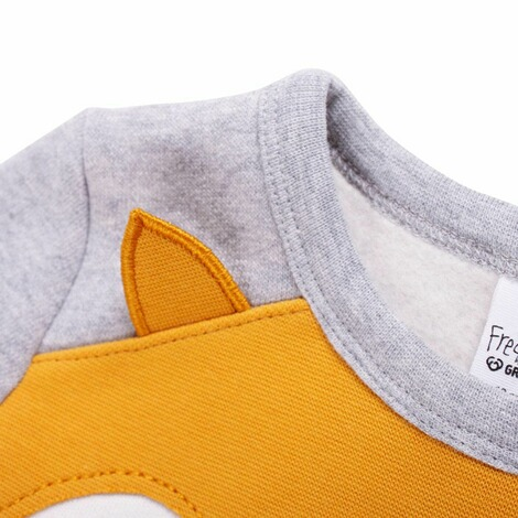 Fred`s WorldSweatshirt  Grey melange 3