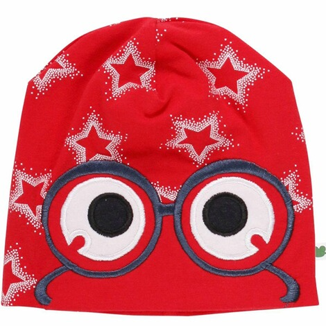 Fred`s WorldBeanie  Traffic red 1
