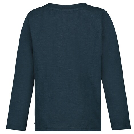 NoppiesLangarmshirt Benton  Midnight Navy 2