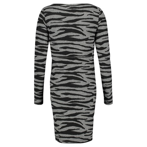 SupermomKleid Zebra  Black 2