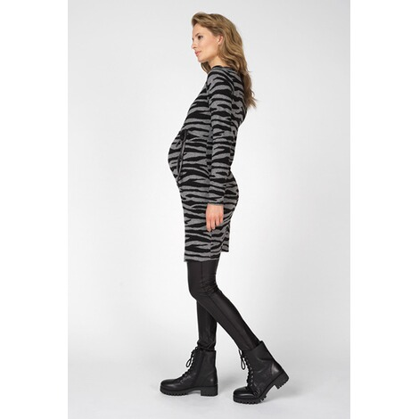 SupermomKleid Zebra  Black 5