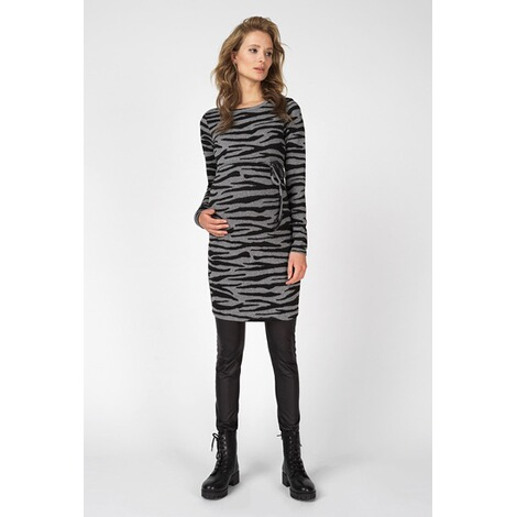SupermomKleid Zebra  Black 7