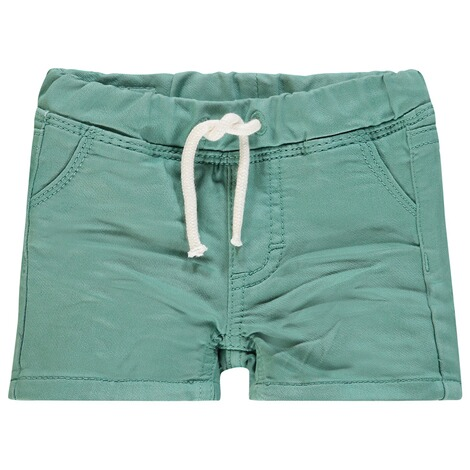 NoppiesShorts Suffield  Oil Green 1