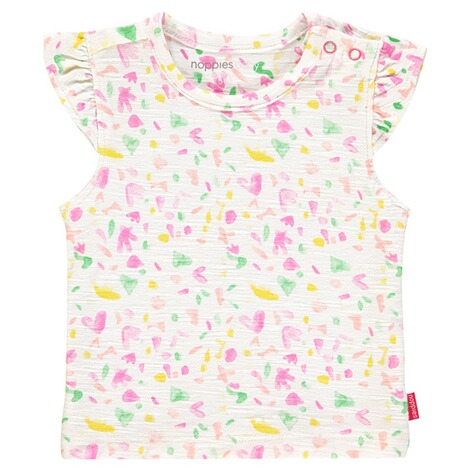 NoppiesT-shirt Socorro  Sachet Pink 1