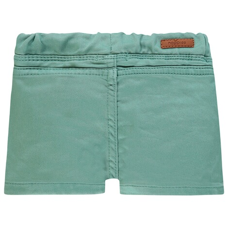 NoppiesShorts Suffield  Oil Green 2