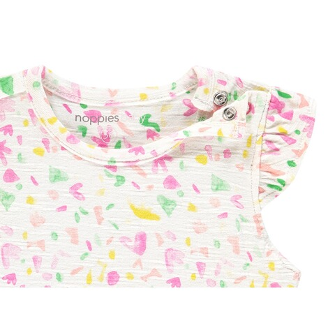 NoppiesT-shirt Socorro  Sachet Pink 3
