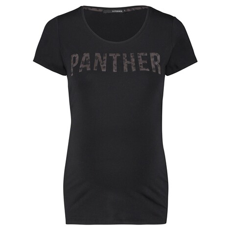 SupermomT-shirt Panther  Black 1