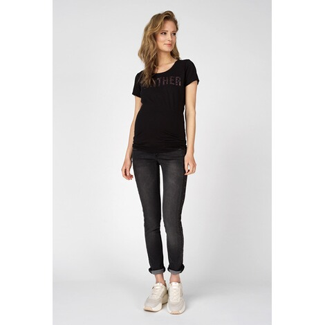 SupermomT-shirt Panther  Black 7