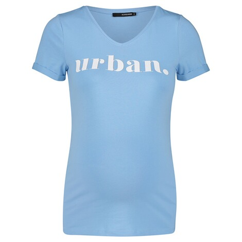 SupermomT-shirt Urban  Placid Blue 1