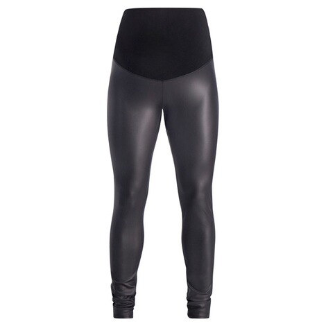 SupermomUmstandsleggings Shine  Black 1