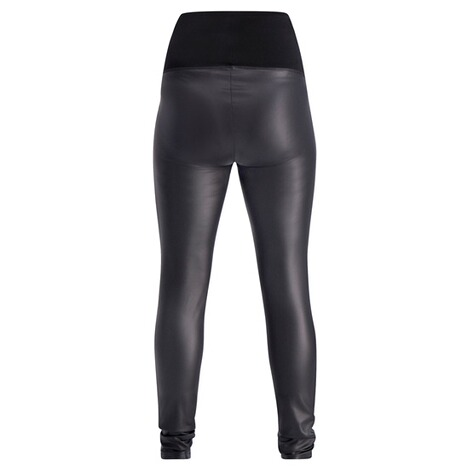 SupermomUmstandsleggings Shine  Black 2