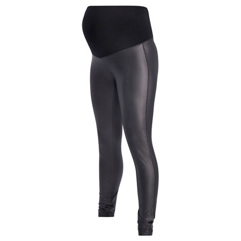 SupermomUmstandsleggings Shine  Black 5