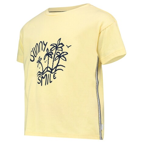 NoppiesT-shirt Clark  Mellow Yellow 3