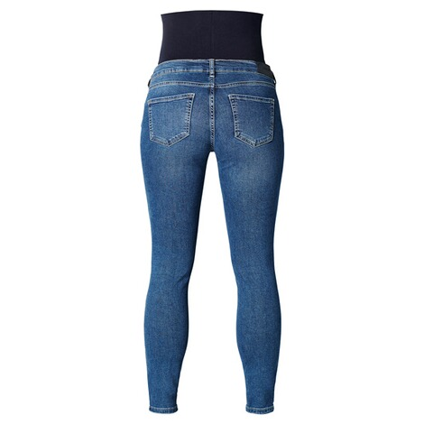 NoppiesSkinny Umstandsjeans Avi  Everyday Blue 2