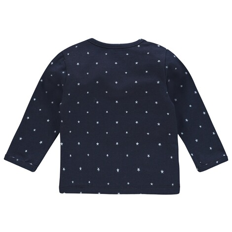 NoppiesLangarmshirt Collin  Navy 2
