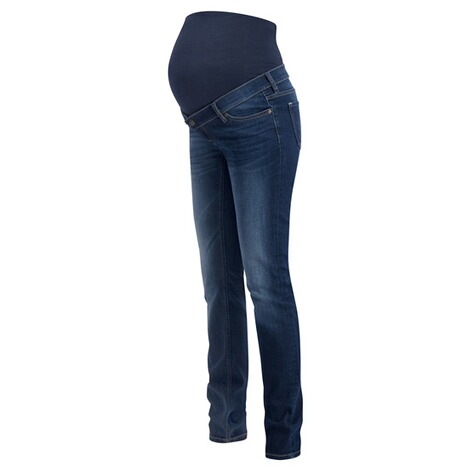 NoppiesSlim Umstandsjeans Mila  Everyday Blue 5