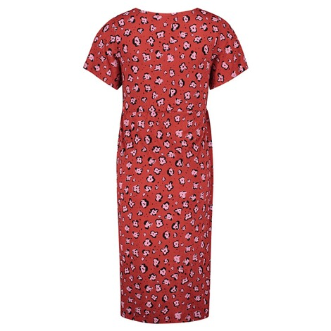 SupermomKleid Flower  Chinese Red 2