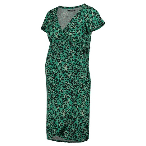 SupermomKleid Sea Leopard  Sea Green 3