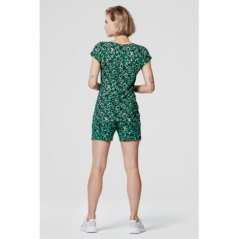 SupermomT-shirt Sea Leopard  Sea Green 4