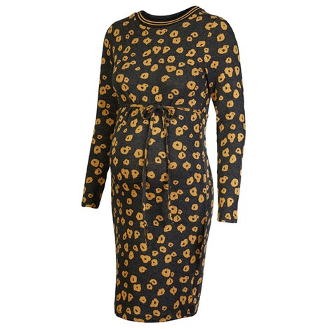 SupermomKleid Poppy  Honey Mustard 3