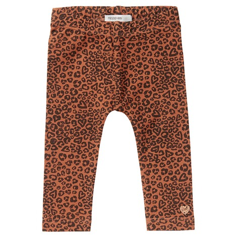 NoppiesLeggings Sezela  Rust 1