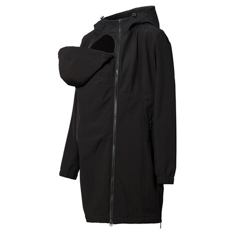 NoppiesUmstandsjacke Winter Rosann  Black 3