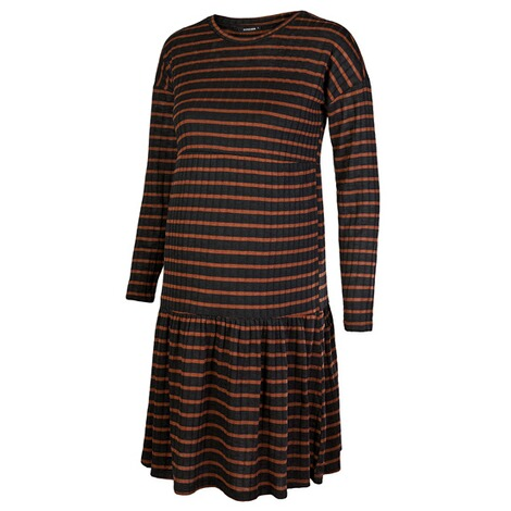 SupermomKleid Stripe  Tortoise Shell 3