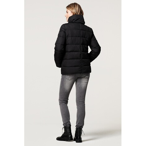 NoppiesUmstandsjacke Winter Bromley  Black 4