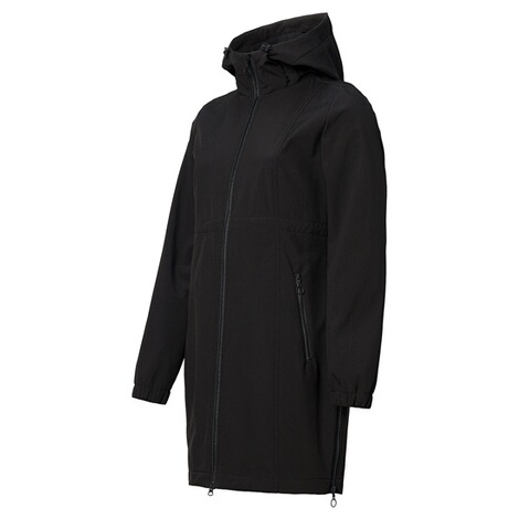 NoppiesUmstandsjacke Winter Rosann  Black 6